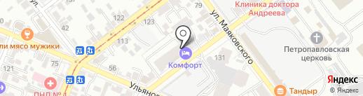 DOME на карте Самары