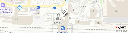 Туристский информационный центр на карте Самары
