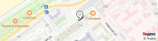 СПК ПАНОРАМА на карте Самары
