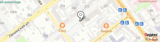 Современные Технологии на карте Самары