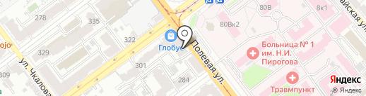 Правовой советник на карте Самары