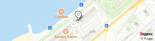 ИНТЕРКОМ МЕДИА на карте Самары