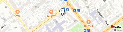 Кредитный Юрист на карте Самары