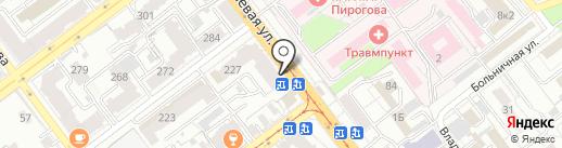 АЛЕКСАНДРИЯ на карте Самары
