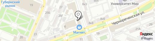 carmusic63.ru на карте Самары