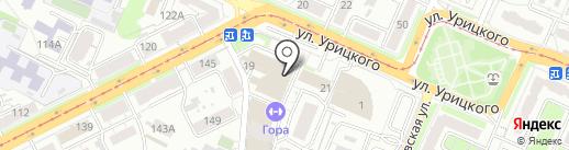 ЭнергоБурСтрой на карте Самары