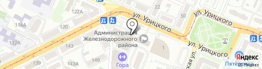 СРО97 на карте Самары