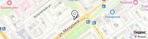 Дом.ru на карте Самары
