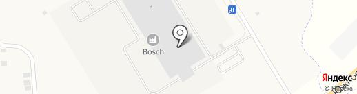Роберт Бош Самара на карте Преображенки