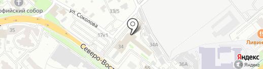 Справочная на карте Самары