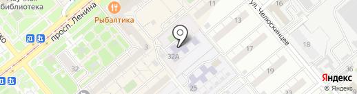 КЭМПО на карте Самары