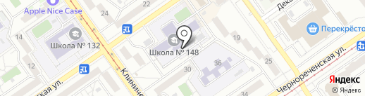 Танцевальный клуб Василия Курбатова на карте Самары