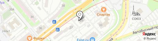 MaybeShisha на карте Самары