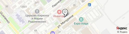СВАРОГ на карте Самары
