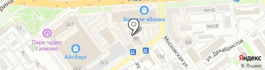 Аудитория drink & dance на карте Самары