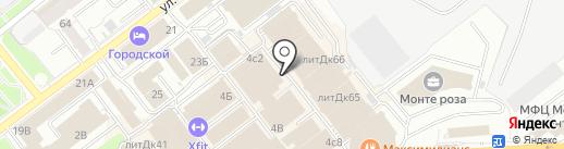 РЕЗИДЕНЦИЯ НЕДВИЖИМОСТИ на карте Самары