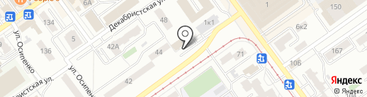 Снабэксперт на карте Самары