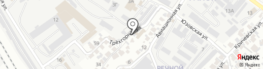 Эталон на карте Самары