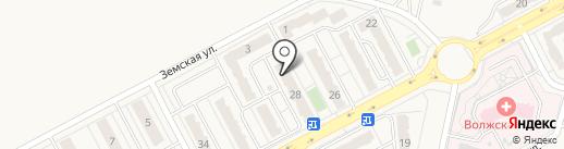 СОФЖИ на карте Придорожного