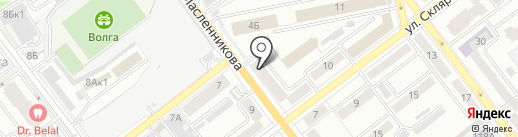 РЕГИОН ГРУПП на карте Самары