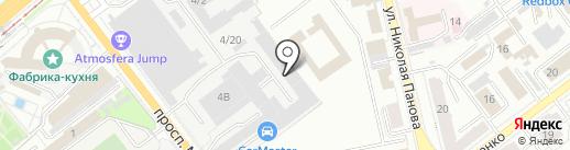 РЕФРЭШ на карте Самары