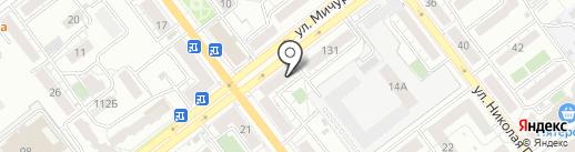 СЕРБИЯ на карте Самары
