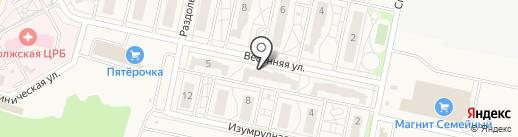 Почтовое отделение №85 на карте Придорожного