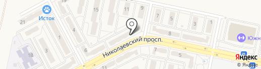 ELITMEBELI на карте Придорожного