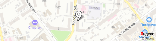 ЮрисМедКонсалт на карте Самары