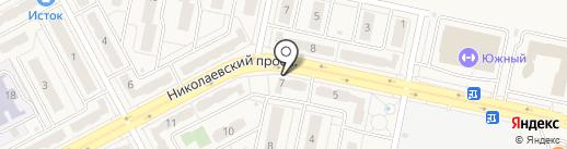 MIAMI на карте Придорожного