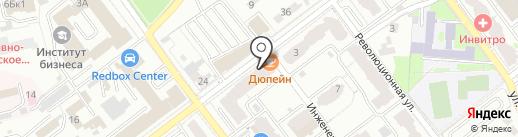 Белстрой на карте Самары