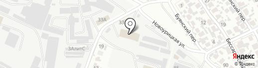 Век на карте Самары