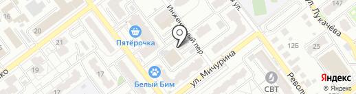 BeTailor на карте Самары