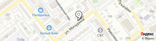 CARS-CHECK на карте Самары