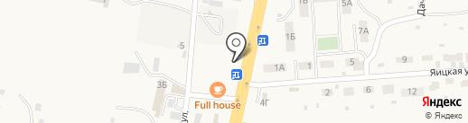 КРОНА на карте Лопатино