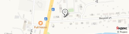 Фельдшерско-акушерский пункт на карте Лопатино