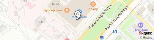 LEO VENTONI на карте Самары