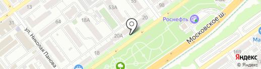 Nyam-Nyam на карте Самары