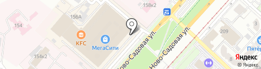 GiftLab 3D на карте Самары
