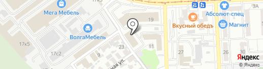 Колл-Центр на карте Самары