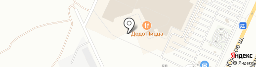 ОСТРОВОК на карте Самары