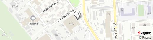 ЗЛАТА на карте Самары