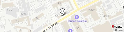 ТОП ТРЕЙД на карте Самары