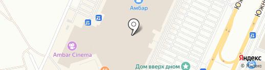 Mozaika на карте Самары