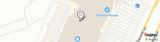 Пеплос на карте Самары