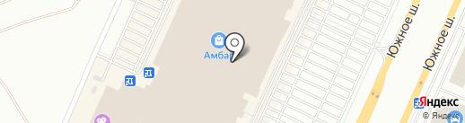 Olga Grinyuk на карте Самары