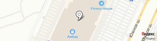 Stenders на карте Самары