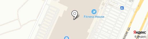 МИО на карте Самары