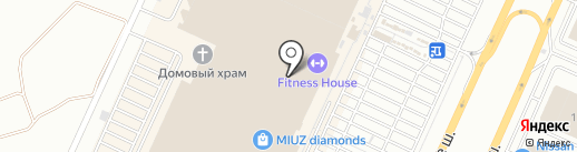 Первая радость на карте Самары