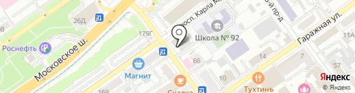 Страховка.HELP на карте Самары